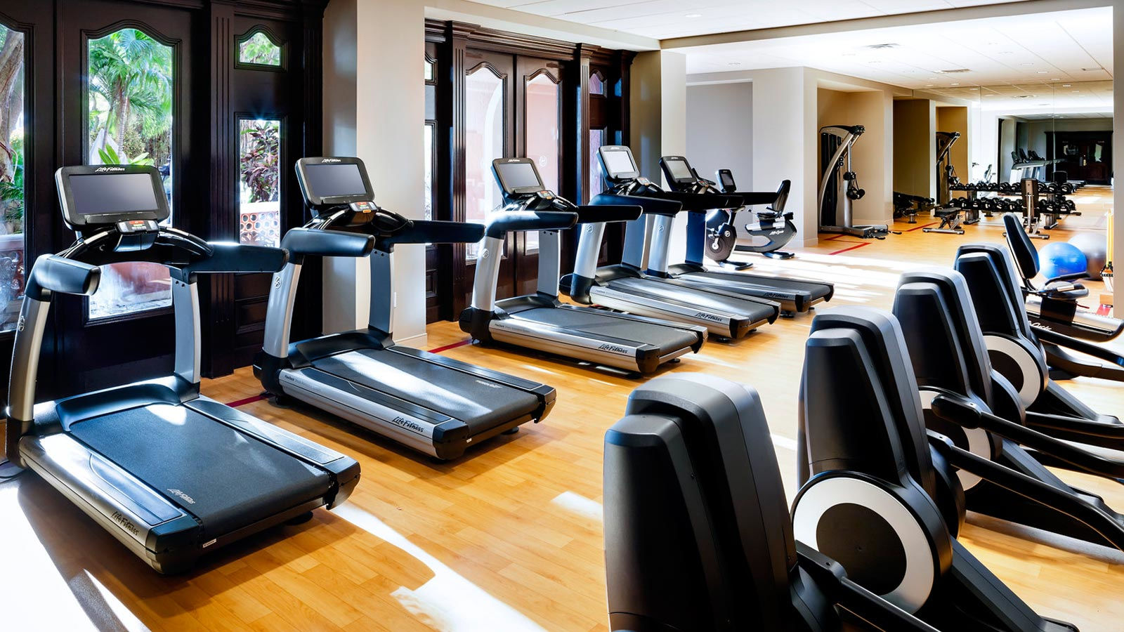Sheraton Suites Fort Lauderdale at Cypress Creek - Fitness Center