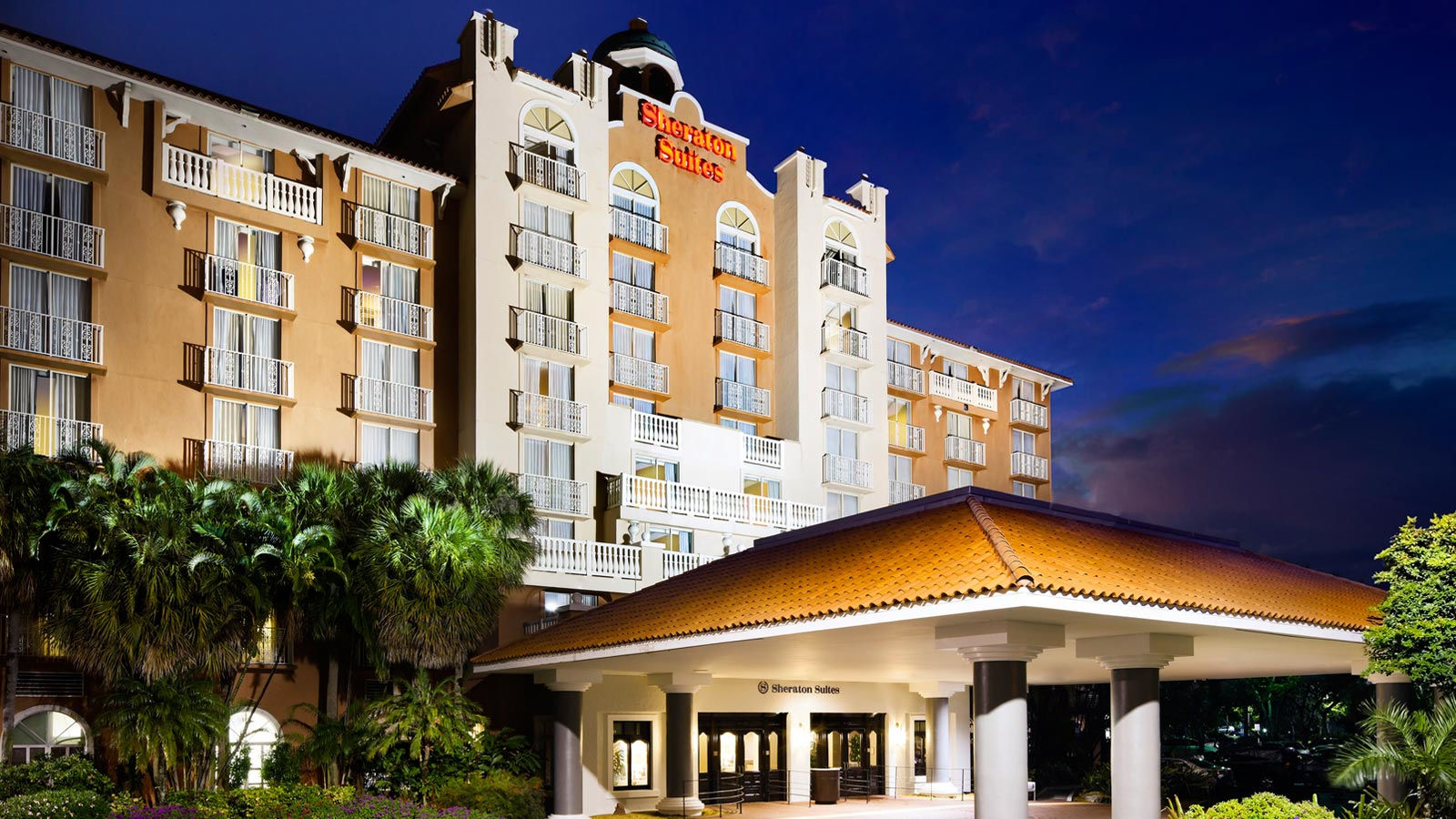 Exterior | Sheraton Suites Fort Lauderdale at Cypress Creek